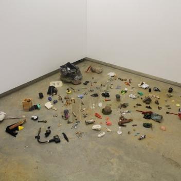 Work in progress, Alex Bartleet. Image: Artists Alliance