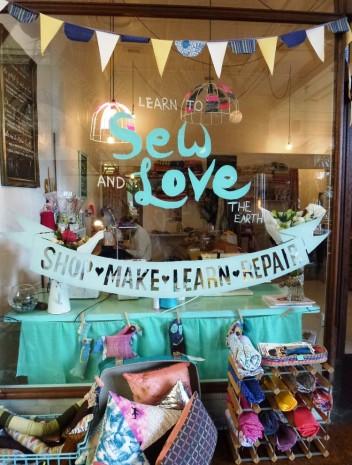 Sew Love Tea Do Images: Artists Alliance
