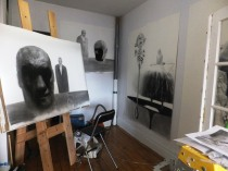 Inside the studio: Lorene Taurerewa