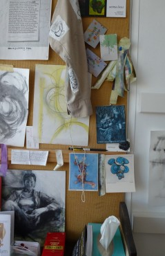Amy MacKinnon's Studio