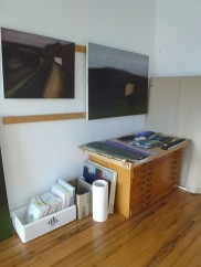 Jo Dalgety's studio