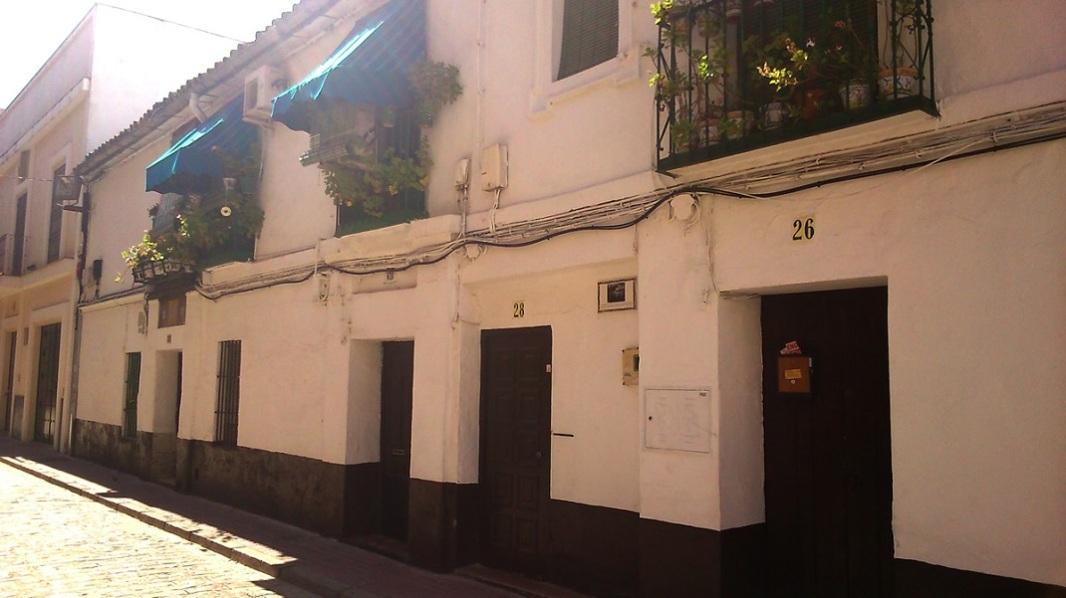 Last surviving communal house, San Bernardo.