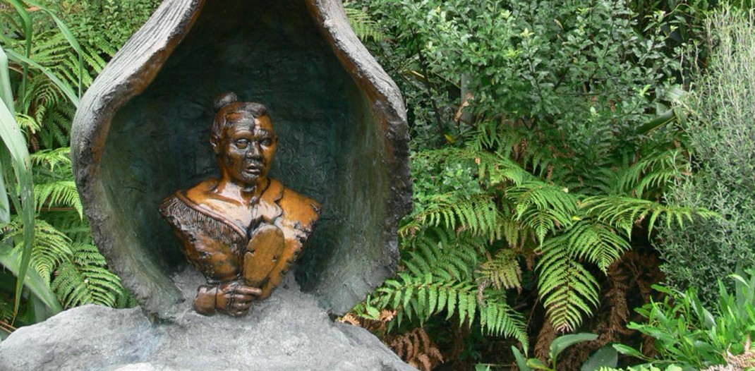 Raymond's Sculpture Garden