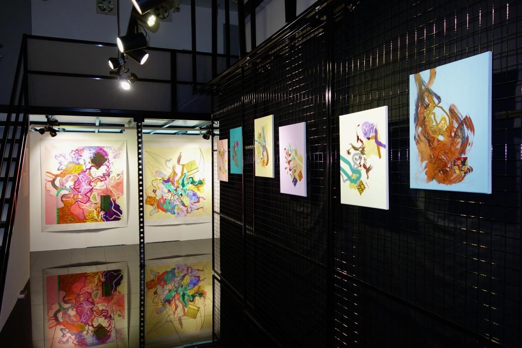 Exhibition Installation Shot