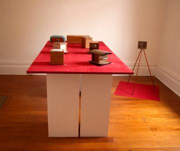 Tiffany Rewa Newrick, Artists Alliance Resident Artist 2012