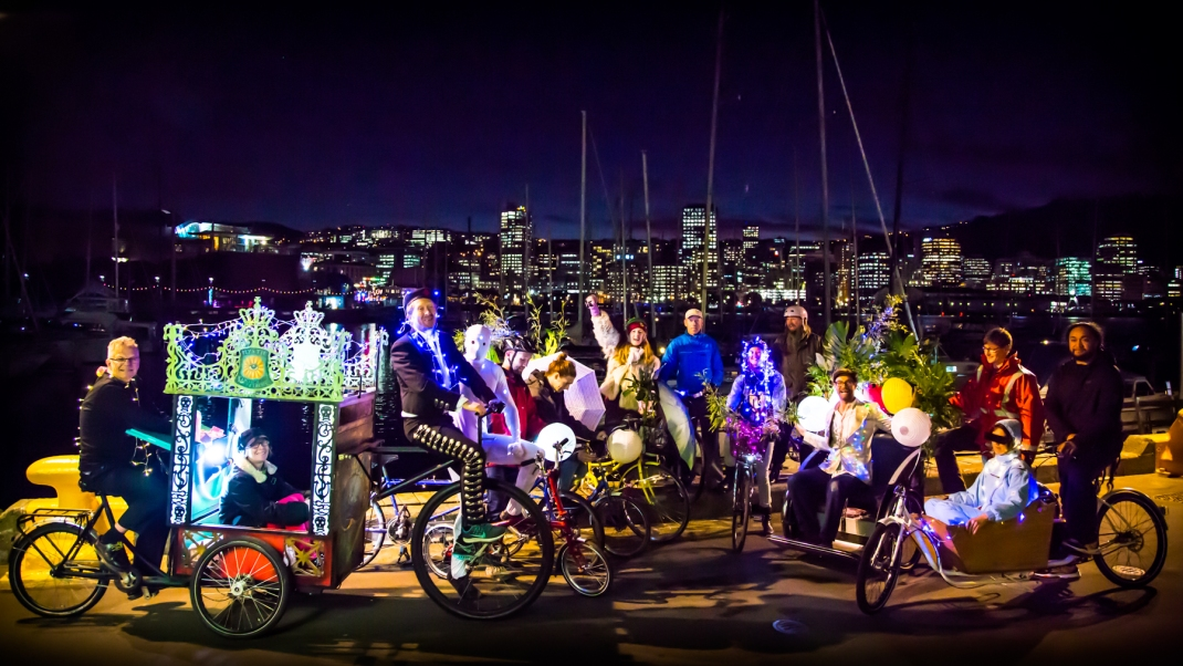 Lucid Dream Bike Parade, Wellington. Image Vanessa Rushton.jpg