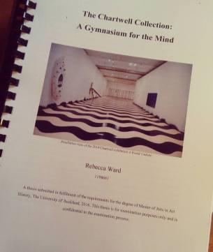 I am writing blindly by roger rosenblatt thesis