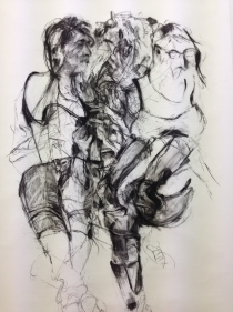 Sian Torrington, Drawing it Out 1