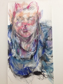 Sian Torrington, Self Portrait