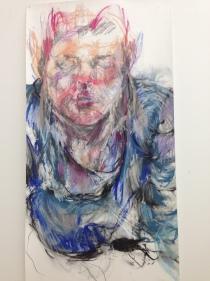Sian Torrington, Self Portrait