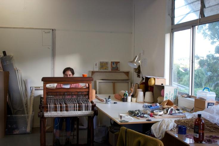 Anna-Rose Carpenter, photo by Felixe Laing