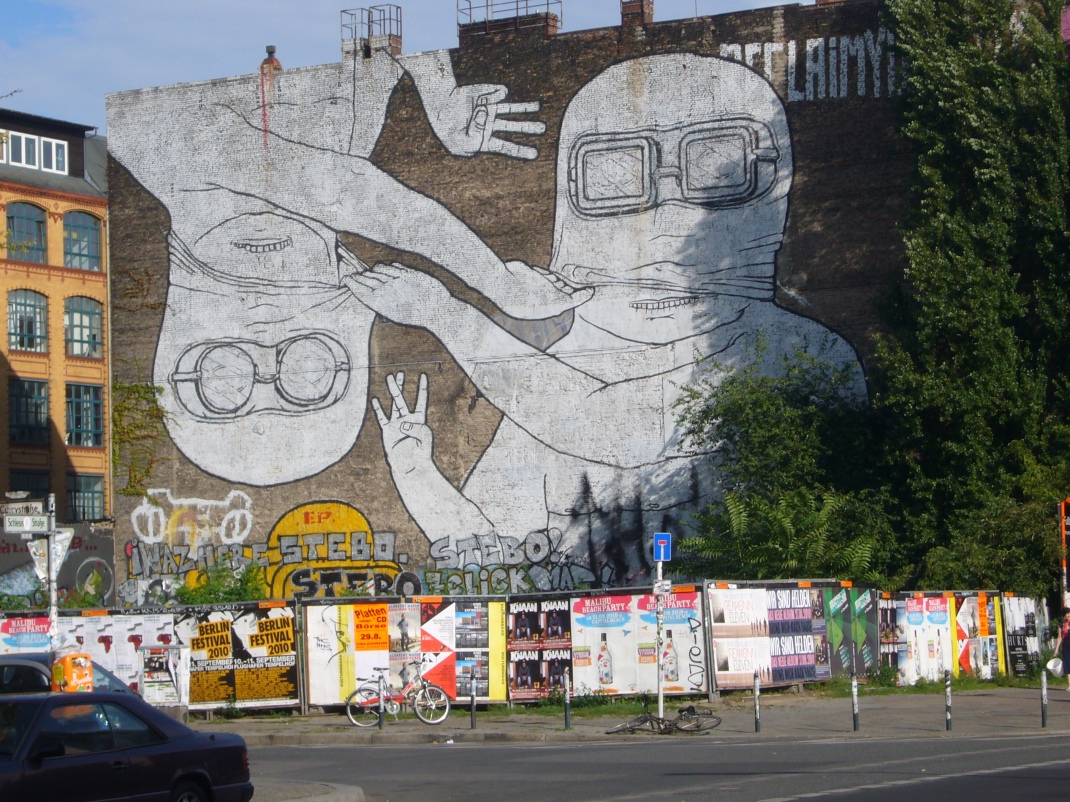 street art four