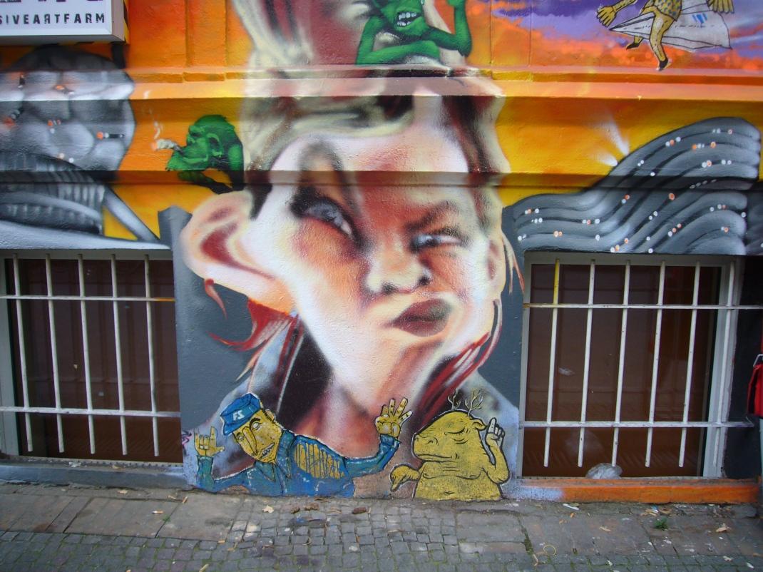 street art one