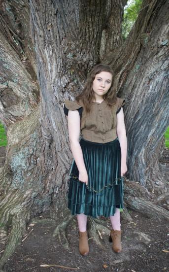 Ali Anderson, Textiles/Fashion Major