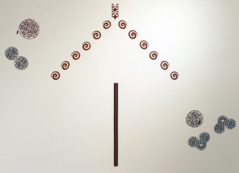 Mina Bourke, Visual Arts Major, Iwi Affiliation - Ngati Hauiti