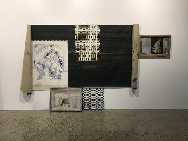 Luise Tet Fong, MVA, Thesis: Negotiating Emergent Methodologies in Painting Practice
