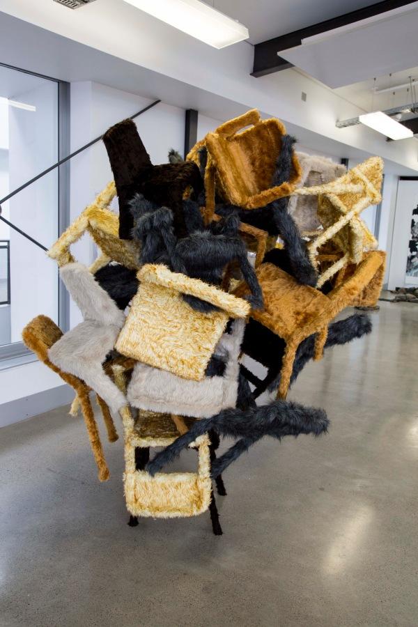 Megan Gladding, BVA - Sculpture